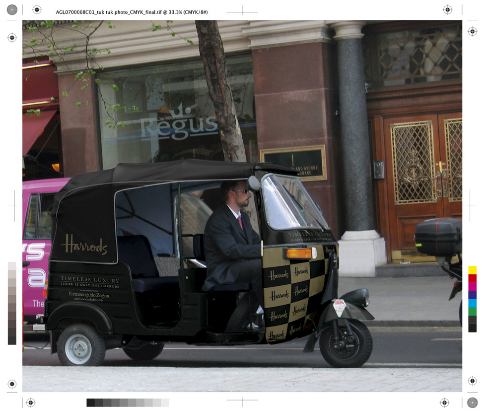 HARRODS Tuk Tuk Image FINAL RETOUCHED