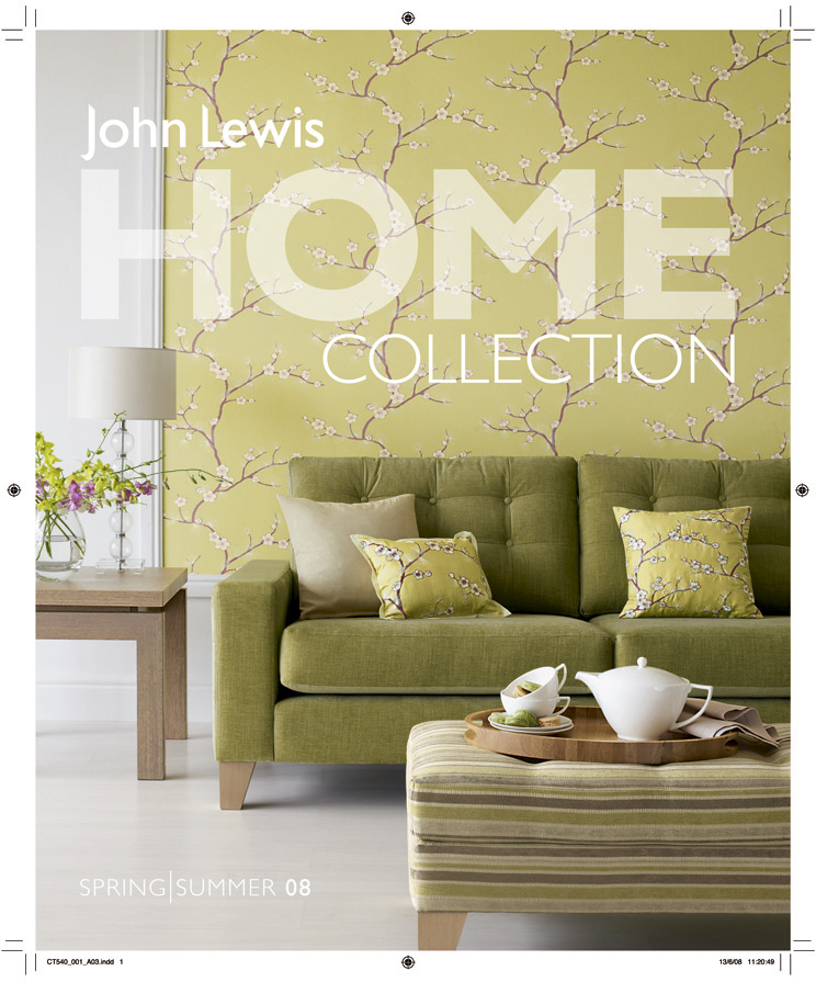 John Lewis Home Brochure Cover FINAL RETOUCHED
