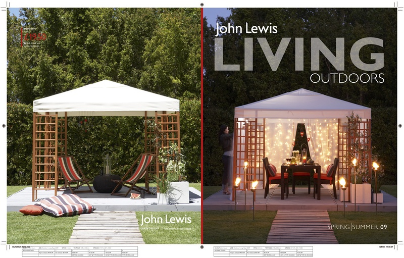 John Lewis Outdoor Brochure Cover ORIGINAL